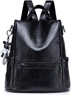 NIYUTA Damen Rucksackhandtaschen modische diebstahlsicher reise freizeit schulrucksack