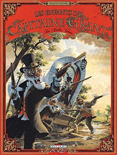 Les enfants du capitaine Grant, tome 2