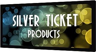 STR-235138-WAB Silver Ticket 2.35:1 4K Ultra HD Ready Cinema Format (6 Piece Fixed Frame) Projector Screen (2.35:1, 138