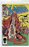 Uncanny X-men 187 NM (1963) Marvel Comics...