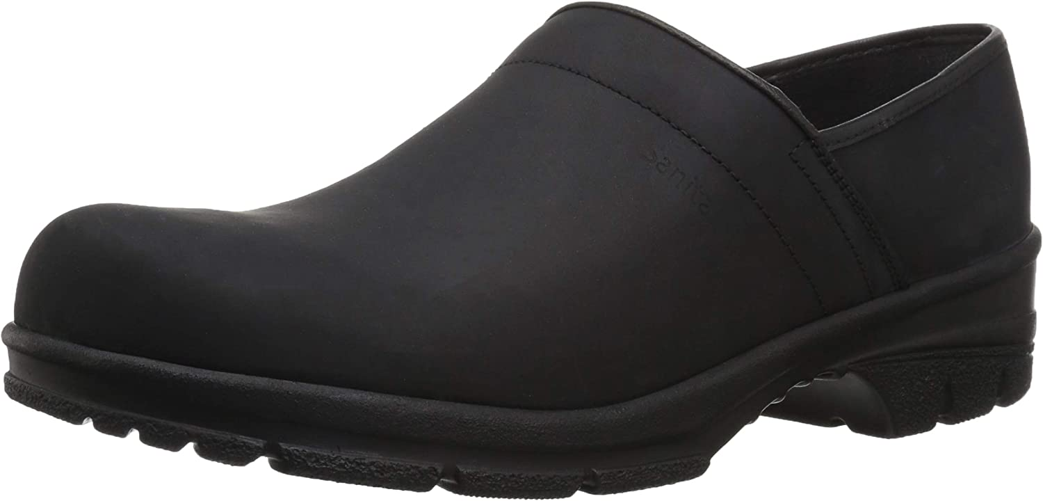 Sanita Womens Signature Dalton Oil Closed Clog