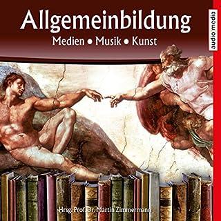 Medien, Musik, Kunst (Reihe Allgemeinbildung) Titelbild