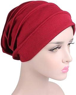 con fascia elastica regolabile Cuffia da notte in 100/% seta di gelso per donna Everkeen