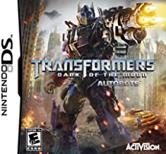 TRANSFORMERS: DARK OF THE MOON AUTOBOTS - NDS