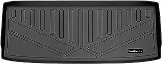 SMARTLINER Cargo Trunk Liner Floor Mat Behind 3rd Row Black for 2017-2021 Nissan Armada/11-2013 Infiniti QX56/2014-2021 QX80