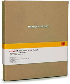 Álbum de Fotos 23,5x 27,0 KODAK MEMORY - Pardo
