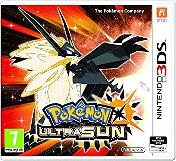 Pokémon Ultra Sun  Nintendo 3DS