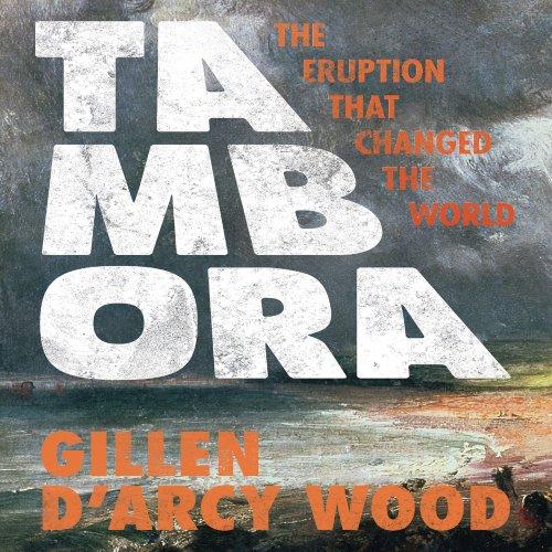 Tambora audiobook cover art