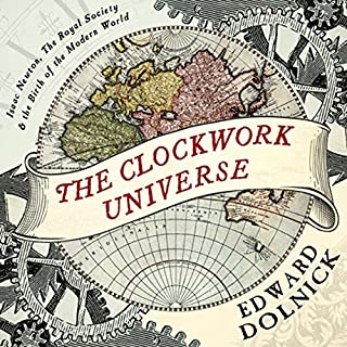 The Clockwork Universe cover art