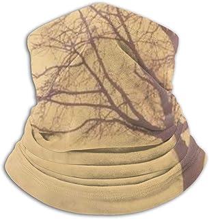 Lsjuee Mezza, ghetta, copricapo resistente, passamontagna, bandana, sciarpa tubolare, scaldacollo morbido albero solitario...