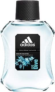 Adidas Ice Dive By Adidas For Men, Eau De Toilette Spray, 3.4 Fl Oz Bottle