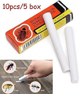 10Pcs Magic Insect Pen Chalk Tool Kill Cockroach Roaches Ant Lice Flea Bugs