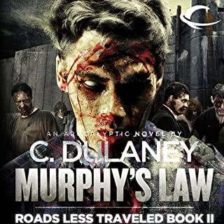 Roads Less Traveled: Murphy's Law audiobook cover art