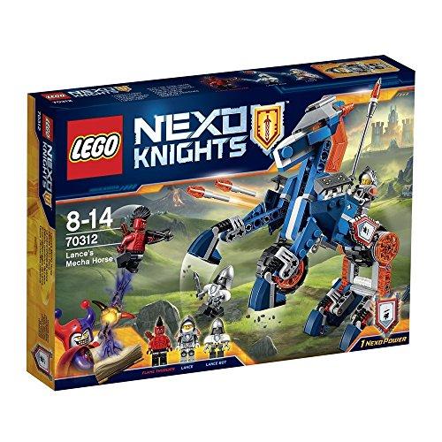 LEGO - Caballo mecánico de Lance (70312)