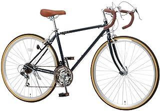 【完成車 組立済み】 RayChell(レイチェル) ロードバイク 700C RD-7021R シマノ21段変速(サムシフター) 2WAYブレーキシステム搭載 フレームサイズ470 ネイビーブルー