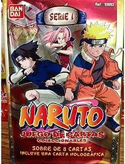 Amazon.es: Naruto - Juegos de cartas / Juegos de mesa ...