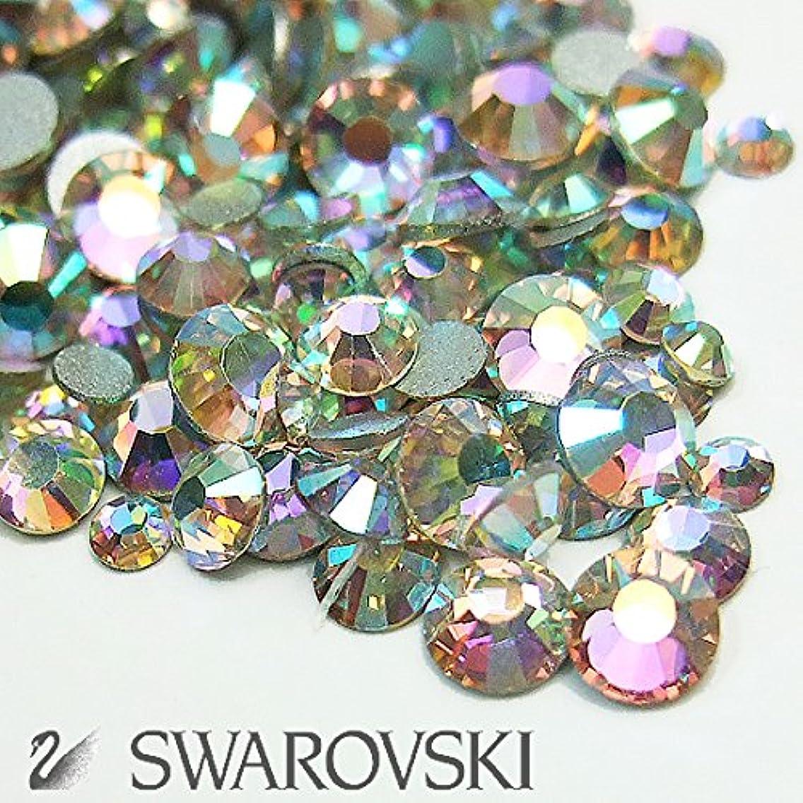 コマースポータルボリュームスワロフスキー(Swarovski) クリスタライズ ラインストーン ネイルサイズMIX (80粒) クリスタルAB