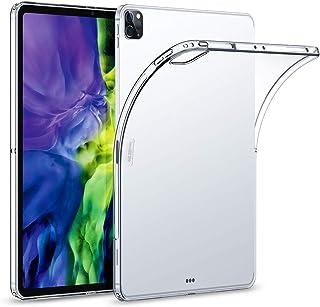 ESR iPad Pro 11 ケース 2020 クリア TPU背面カバー 第二世代 Pencilワイヤレス充電対応 スリムフィット リバウンドソフトシェルケース iPad Pro 11インチ 2020用 クリア