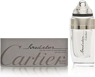 Roadster by Cartier for Men 1.6 oz Eau de Toilette Spray