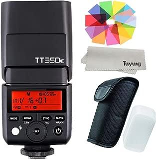 【正規品 技適マーク付き日本語説明書付】Godox Thinklite TTL 2.4GHz TT350F ミニカメラフラッシュ高速1 / 8000s GN36 DSLR 富士フイルム カメラ X-Pro2、X-T20、X-T2、X-T1、X-Pro1、X-T10、X-E1、X-A3、X100F、X100T