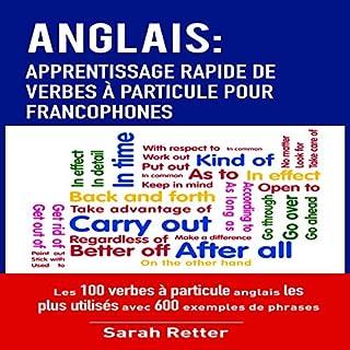 Anglais: Apprentissage Rapide de Verbes à Particule pour Francophones [French Edition] cover art