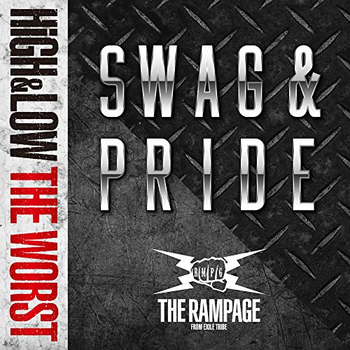 [Single]SWAG & PRIDE – THE RAMPAGE from EXILE TRIBE[FLAC + MP3]