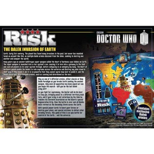 Risk - Juego de estrategia, de 2 a 5 jugadores (21166) (versión en ...