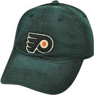 purchase cheap 1d065 5573d Reebok Philadelphia Flyers 2010 Winter Classic Slouch Stretch Fit Hat -  Philadelphia Flyers Black One Fits