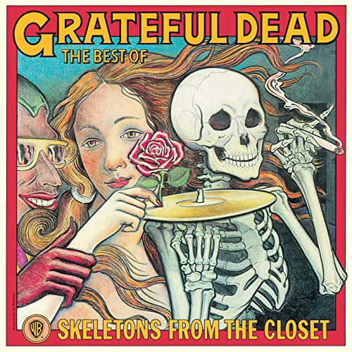 Skeletons From The Closet: The Best Of The Grateful Dead (White LP)