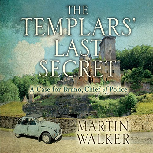 The Templars' Last Secret Titelbild