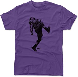 500 LEVEL Ray Lewis Shirt - Vintage Baltimore Football Men's Apparel - Ray Lewis Dance Sketch
