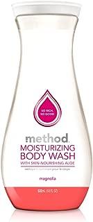 Method Moisturizing Body Wash, Magnolia, 18 Ounce
