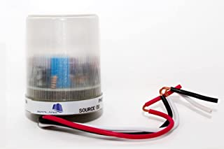 Royal Apex Photocell Photo Electric Light Control Automatic Light Switch Photo Control Sensor Street Lighting Automatic Da...