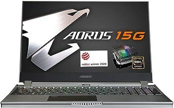 [2020] AORUS 15G (WB) Performance Gaming Laptop 15.6-inch FHD 240Hz IPS, GeForce RTX 2070 Max-Q, 10th Gen Intel i7-10750H,...