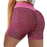 ZEZKT Pantalones Cortos de Mujer Pantalones Cortos de Fitness para Mujer Pantalon Yoga Mujer Algodon Pantalon Yoga Mujer Barato Yoga Pants High Waist
