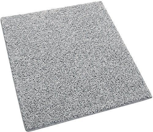 Koeckritz Custom Sized Area Rug (Color: Pewter Gray). You Measure The Space, and We