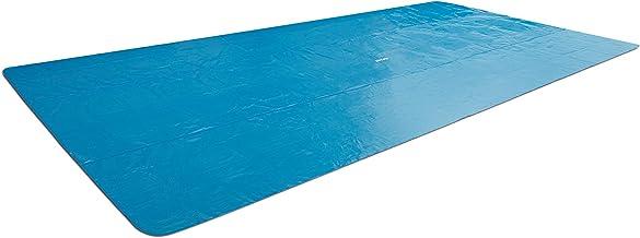 Intex Zonnezeil Voor Rechthoekige Zwembaden, 378 X 186 Cm, Blauw