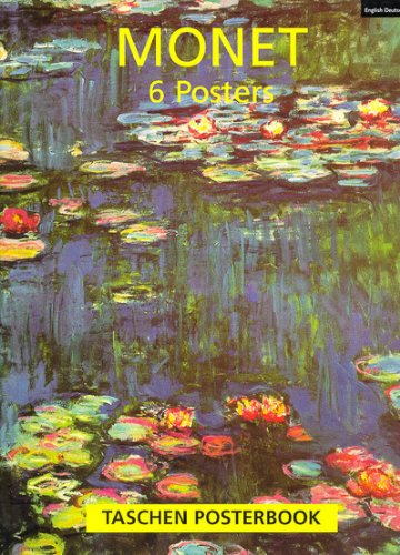 Monet Posterbook: MIDI Posters (Hors Collection)