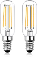 Luxvista 12V E14 gloeilamp, LED 4W T25 gloeilamp, gloeilamp, warm wit, 3000 K, 12-24 V, vervanging 40W halogeenlamp 400LM ...