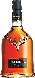 Whisky Dalmore 12 Jahre alt 40 ° 70 cl - 70 cl