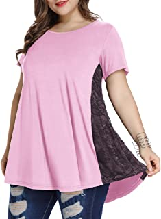 Best lace top t shirt Reviews