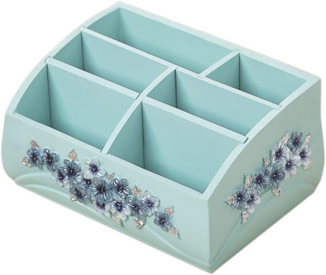 LANLANLife Storage Box Desktop Organizer Desk Home depot Euro Save money Creative