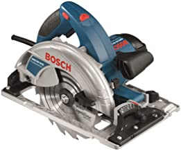 Bosch Professional GKS 65 GCE - Sierra circular (1800 W, Ø Disco 190 mm, velocidad variable, en L-BOXX)
