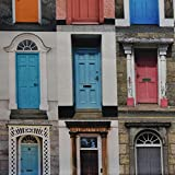 Türen vorne Foto ddigital bedruckt Farbe Baumwolle Vorhang