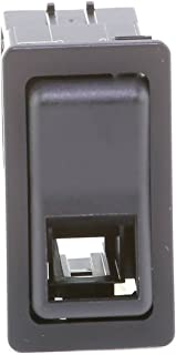 HELLA 6GM 004 570 231 Schalter   Wippbetätigung   Ausstattungsvar.: I >0< II   Anschlussanzahl: 6   ohne Komfortfunktion