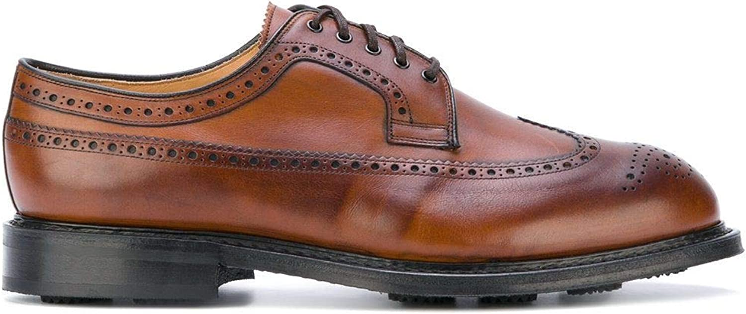 CHURCH'S Luxury moda Uomo EEC0729XMF0AAR Marronee Stringate     Autunno Inverno 19