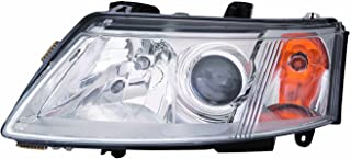 Depo 372-1102L-AS 03-07 SAAB 9-3 (4DR) / 04-07 SAAB 9-3 (2DR) HEADLIGHT (W/ HALOGEN TYPE ONLY) - DRIVER SIDE ASSEMBLY