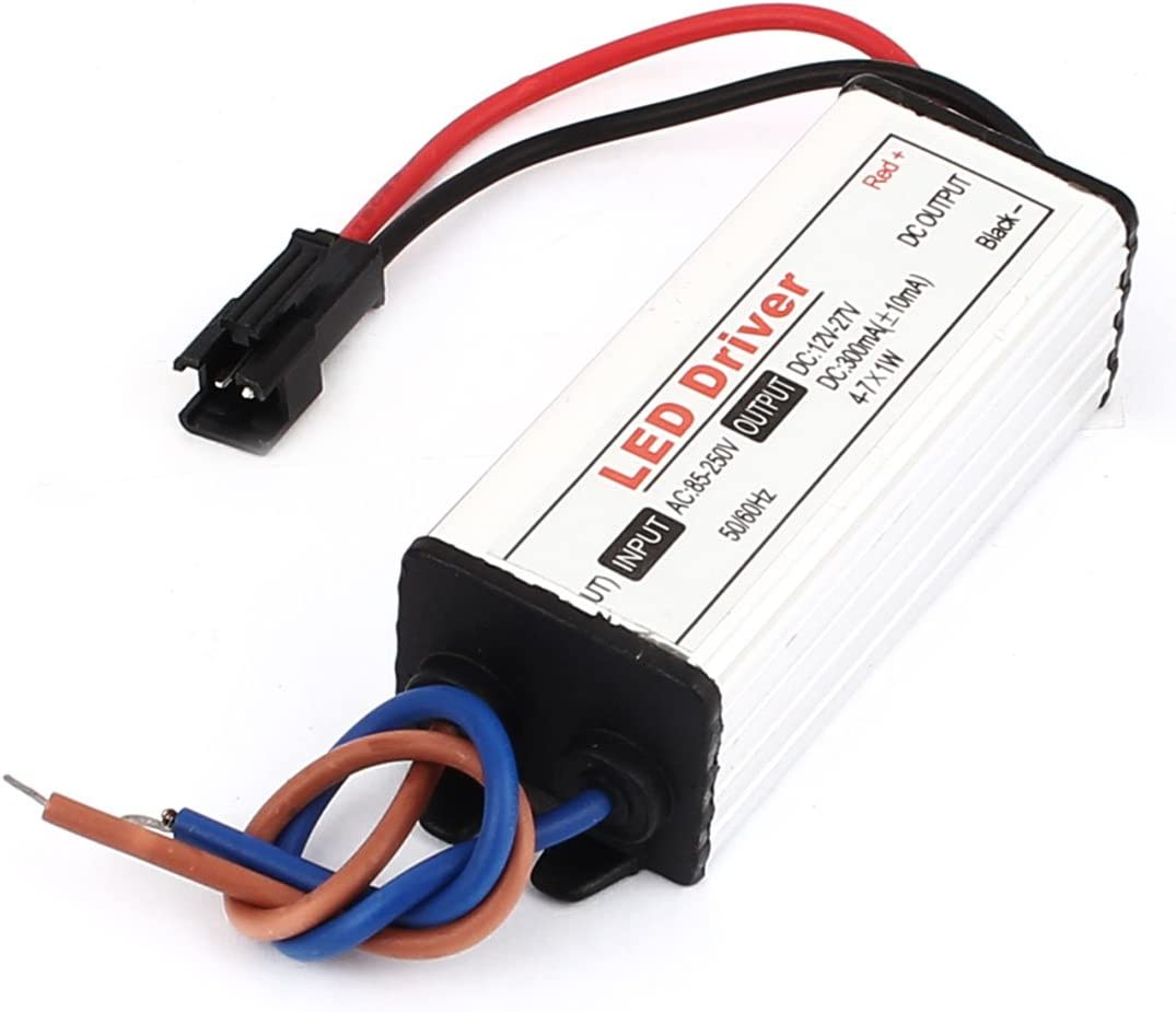 Aexit AC85-250V to Power Protection DC12-27V 4-7x1W Transformer Waterproof LED Driver Uninterrupted Power Supply (UPS) Power Supply