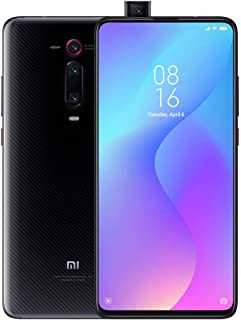 "Xiaomi Mi 9T (128GB, 6GB RAM) 6.39"" AMOLED FHD + Full Screen Display, 48MP Triple Camera, Global 4G LTE Dual SIM GSM Factory Unlocked (Carbon Black)"