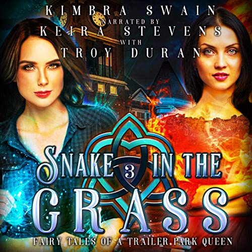 Couverture de Snake in the Grass